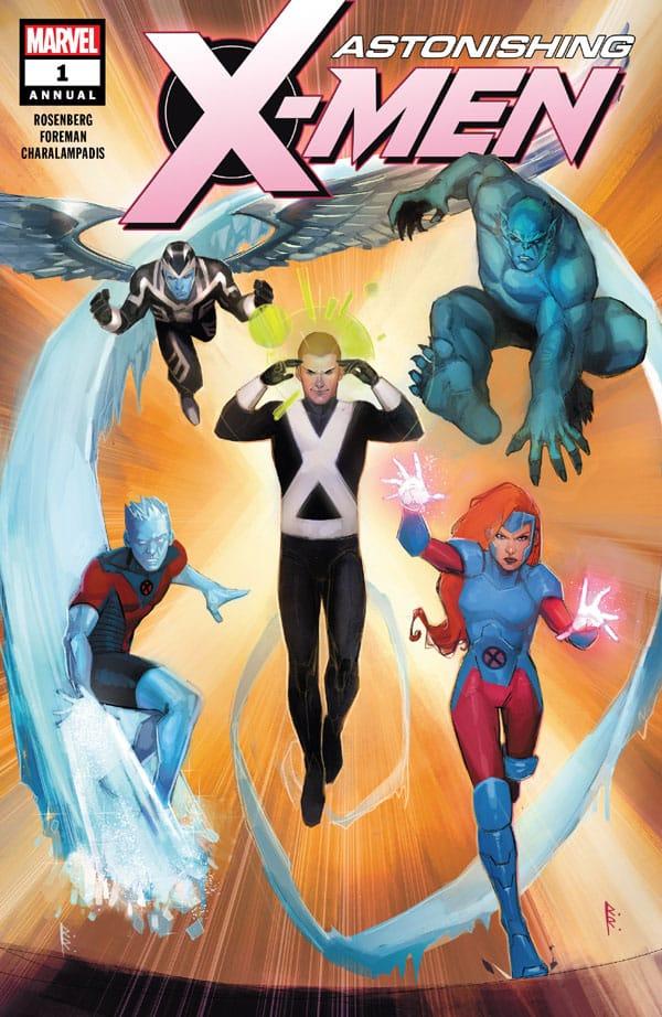 Astonishing X-Men Annual 1