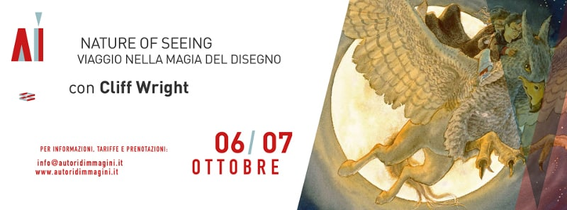 Cliff Wright al IED Istituto Europeo di Design di Milano