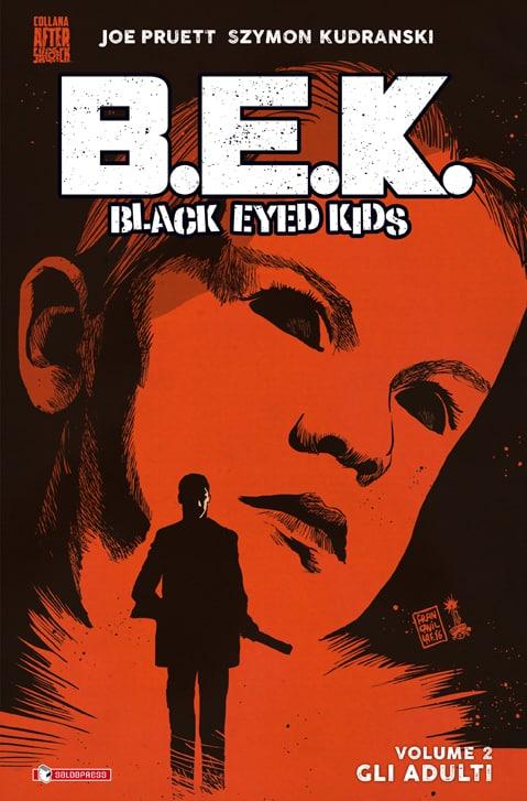 Black Eyed Kids: il secondo volume esce il 27 settembre