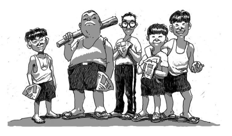 """add editore pubblica """"I miei anni '80 a Taiwan"""" di Sean Chuang_Notizie"""