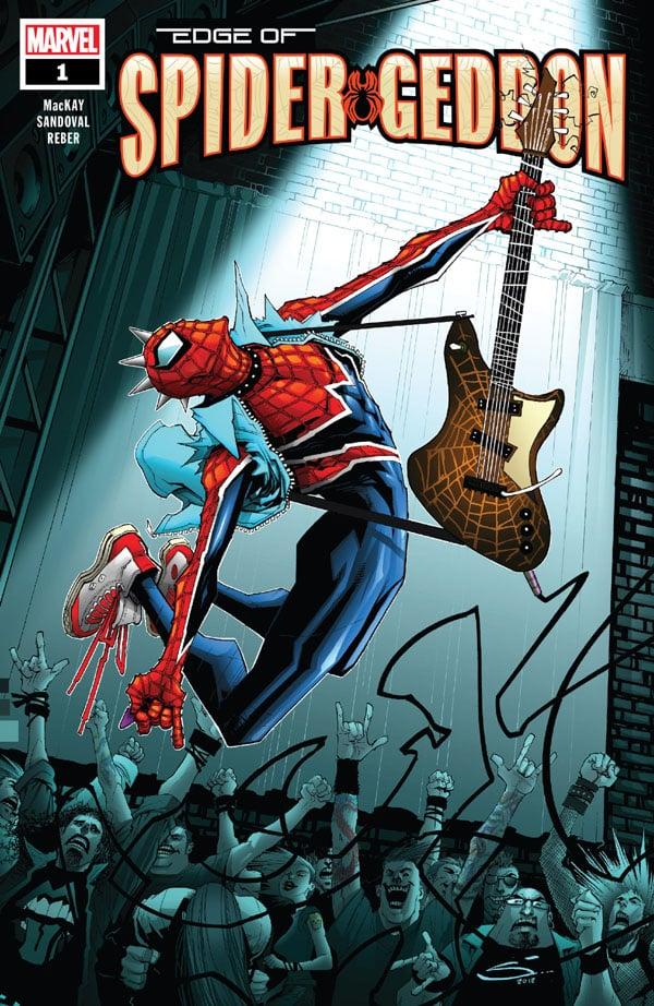 Edge of Spider-Geddon 1