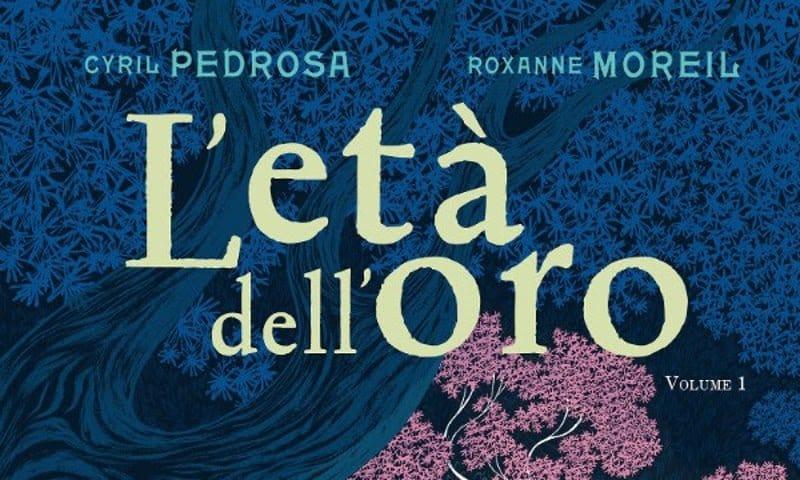 """Bao pubblica """"L'età dell'oro"""" di Cyril Pedrosa e Roxanne Moreil"""