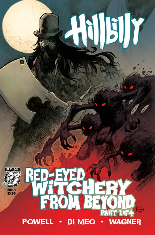 Hillbilly - Red-Eyed Witchery From Beyond 1