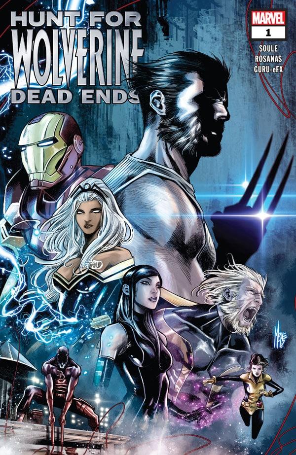Hunt For Wolverine - Dead Ends 1