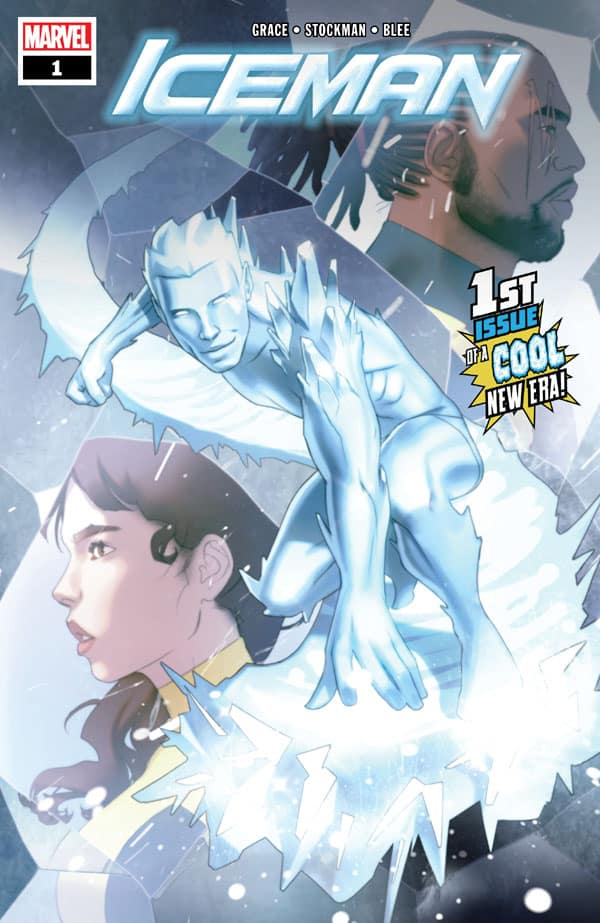 Iceman-1_First Issue