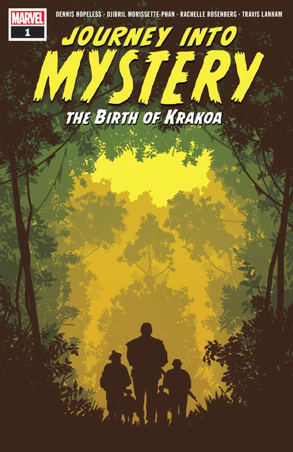 Journey Into Mystery - The Birth Of Krakoa 1