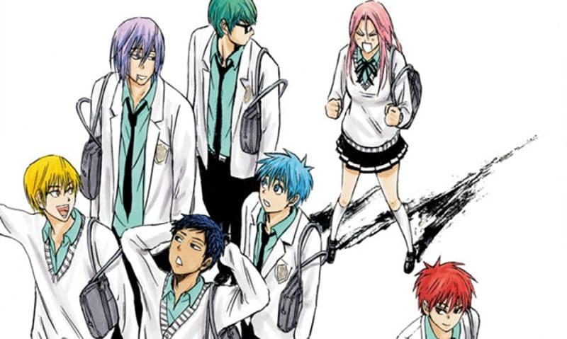 "Star Comics pubblica ""Kuroko's Basket Replace Plus"" #1"