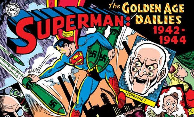 Lion-Cosmo pubblicheranno le daily e sunday strips degli eroi DC