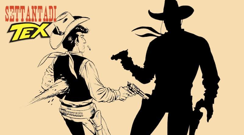 Senza di Tex: Lucky Tex di Walter Venturi