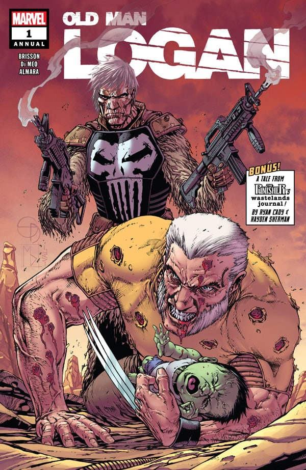 Old Man Logan Annual 1