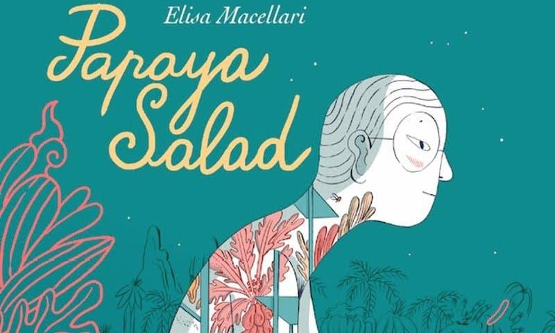"Bao pubblica ""Papaya Salad"" di Elisa Macellari"