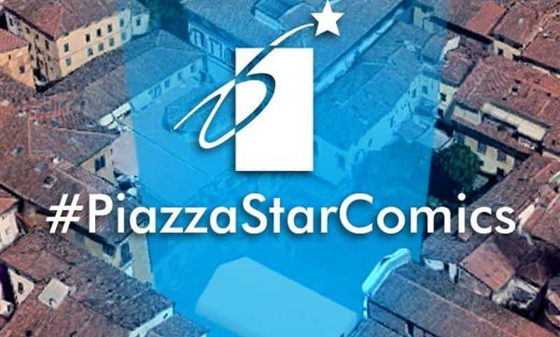 Lucca Comics & Games 2018: nasce Piazza Star Comics