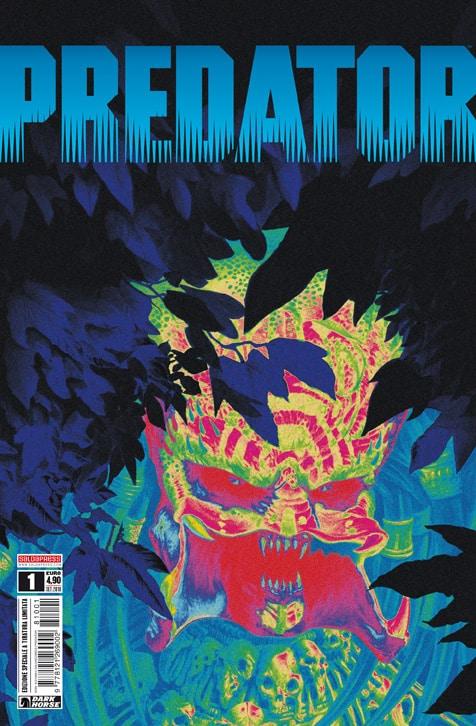 Predator: il primo numero del mensile esce il 25 settembre