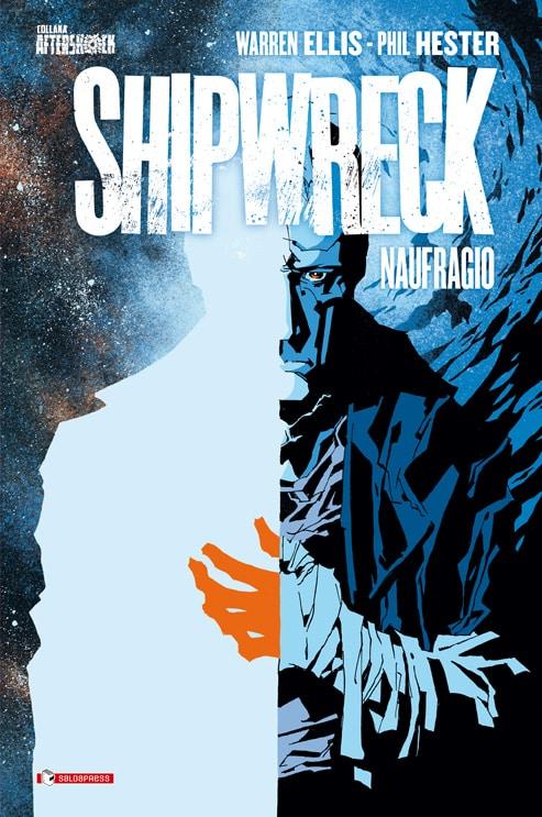 Shipwreck – Naufragio di Warren Ellis e Phil Hester esce il 20 settembre