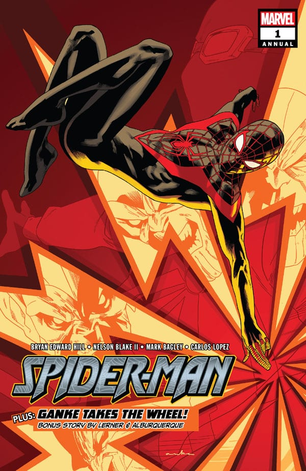 Spider-Man Annual 1