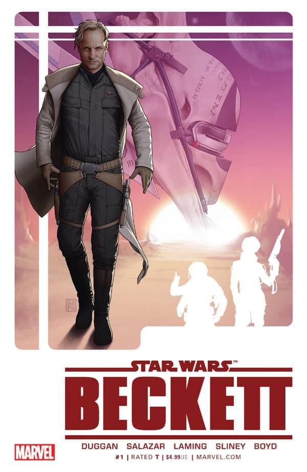 Star Wars - Beckett 1