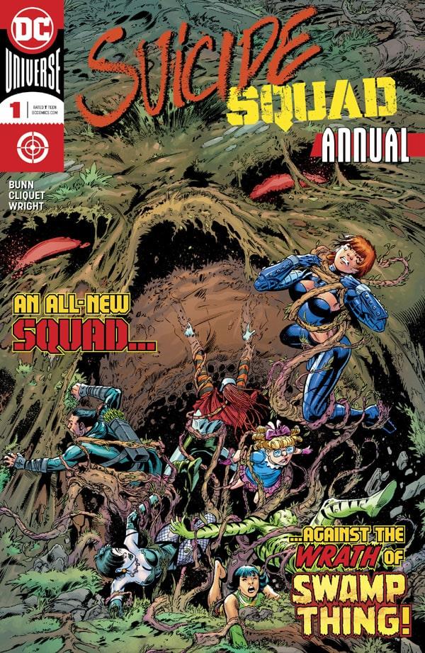 Suicide Squad Annual 1