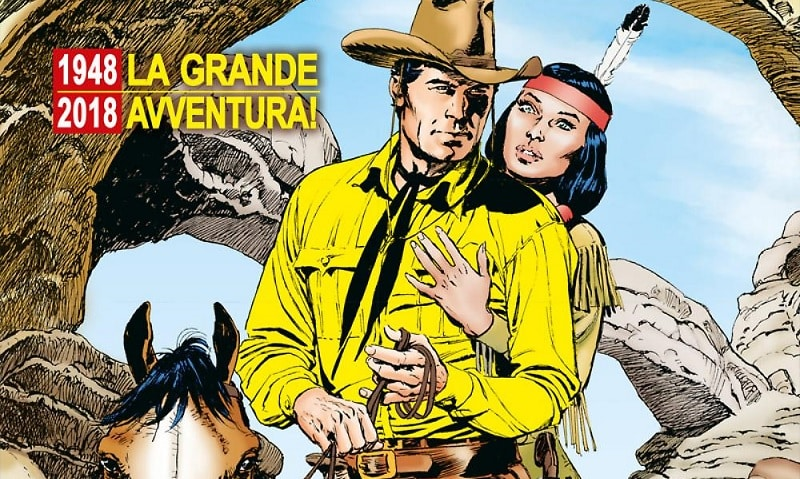Tex Magazine: settant'anni e non sentirli