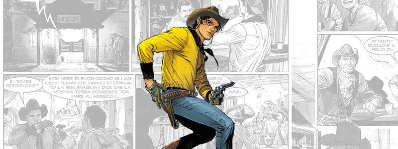 "Arriva ""Tex Willer"", seconda serie dedicata al ranger bonelliano"