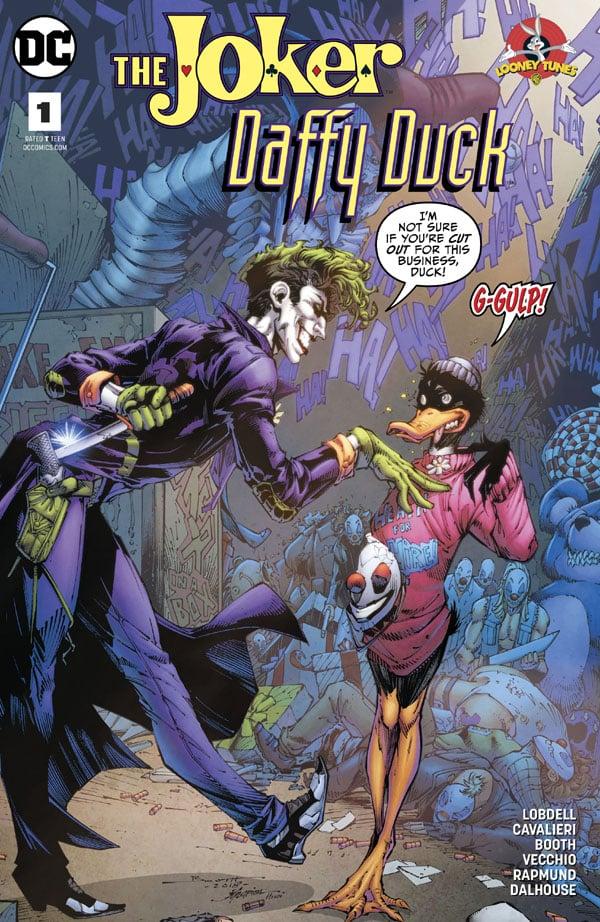 The Joker-Daffy Duck 1