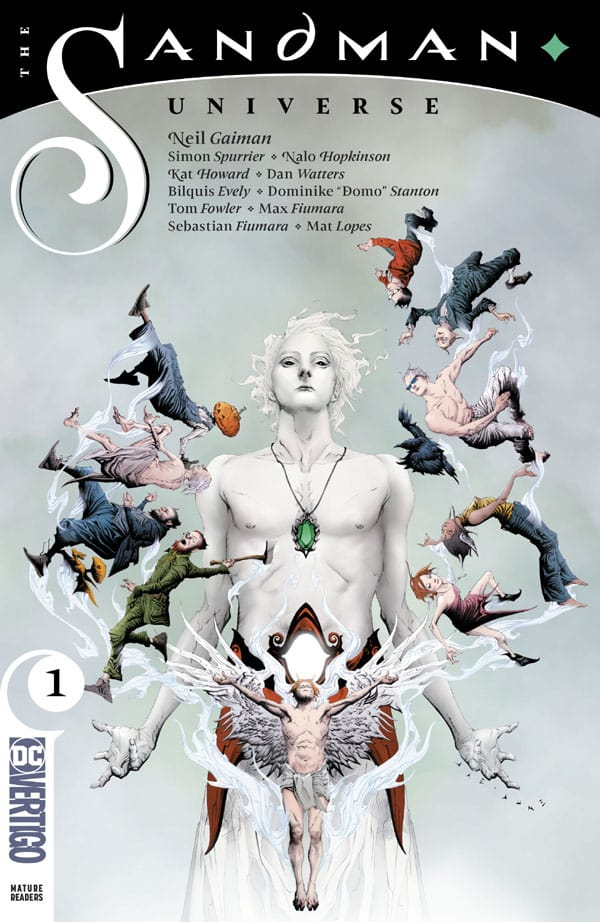 The-Sandman-Universe-1_First Issue