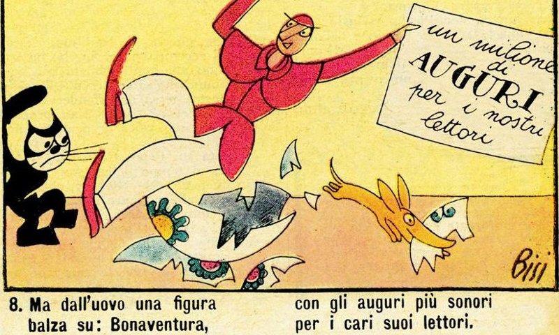 """Al WOW mostra per i 110 anni del """"Corriere dei Piccoli"""""""