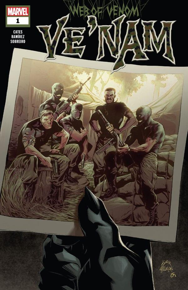 Web Of Venom - Ve'Nam 1