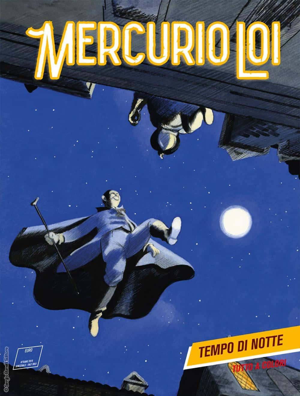 Mercurio Loi #13 - Tempo di notte (Bilotta, Ponchione)_BreVisioni