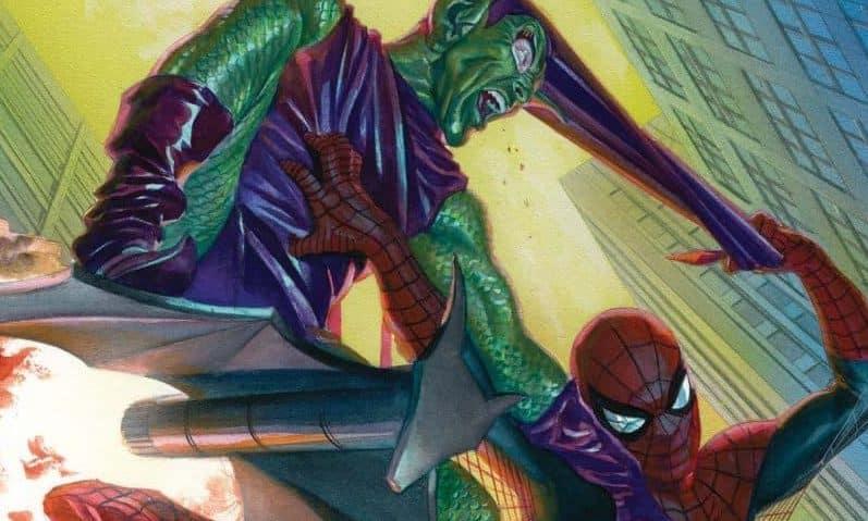 Amazing Spider-Man #706 – L'ultimo volteggio (Slott, Immonen)