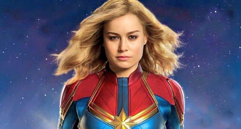 Il primo, entusiasmante trailer di Captain Marvel