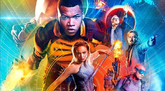 DC's Legends of Tomorrow: Arriva la seconda stagione in DVD e Blu-ray