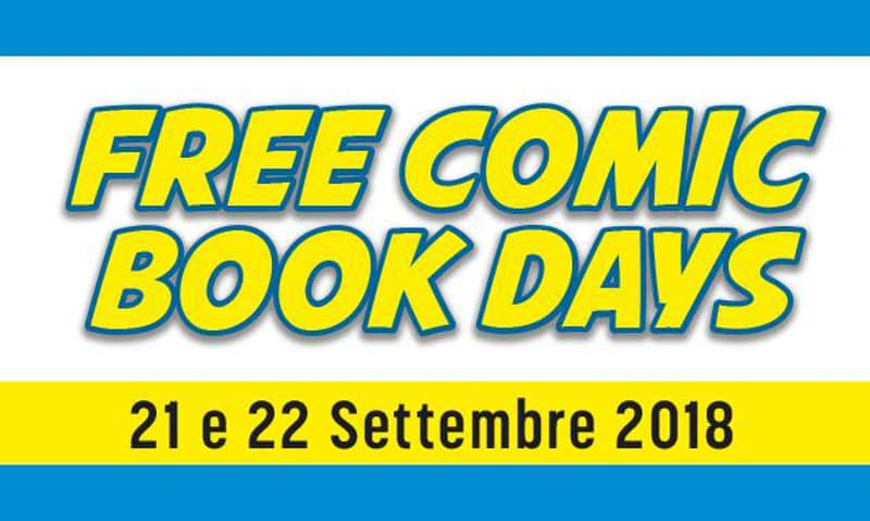 Arrivano i Free Comic Book Days 2018 da Star Comics