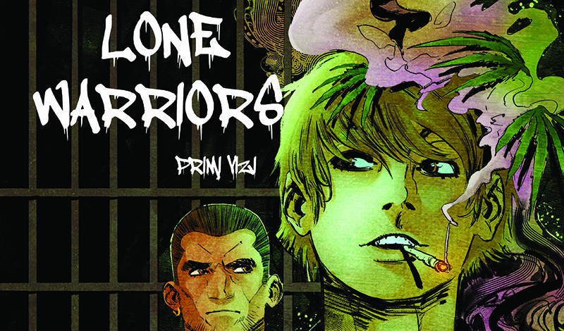 "Pangolino Press presenta la nuova serie ""Lone Warriors"""