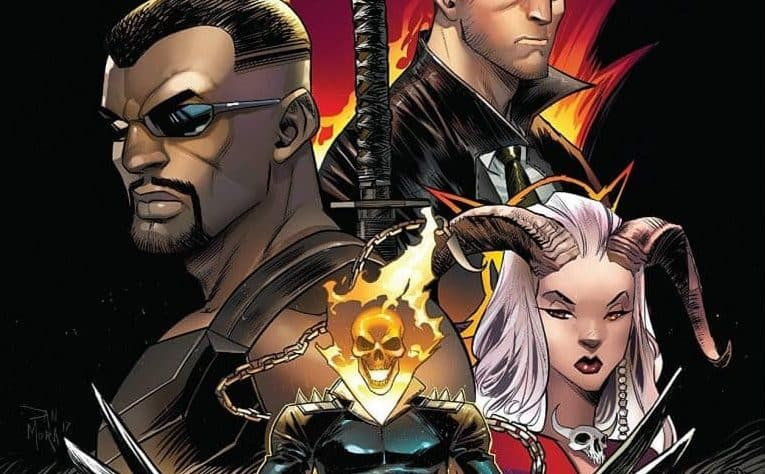 Ghost Rider e gli altri Spiriti: non si sfugge alla vendetta