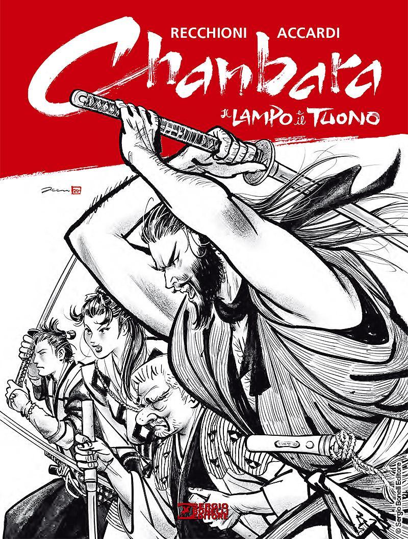 Chanbara: la perfezione giapponese di Recchioni e Accardi_Recensioni
