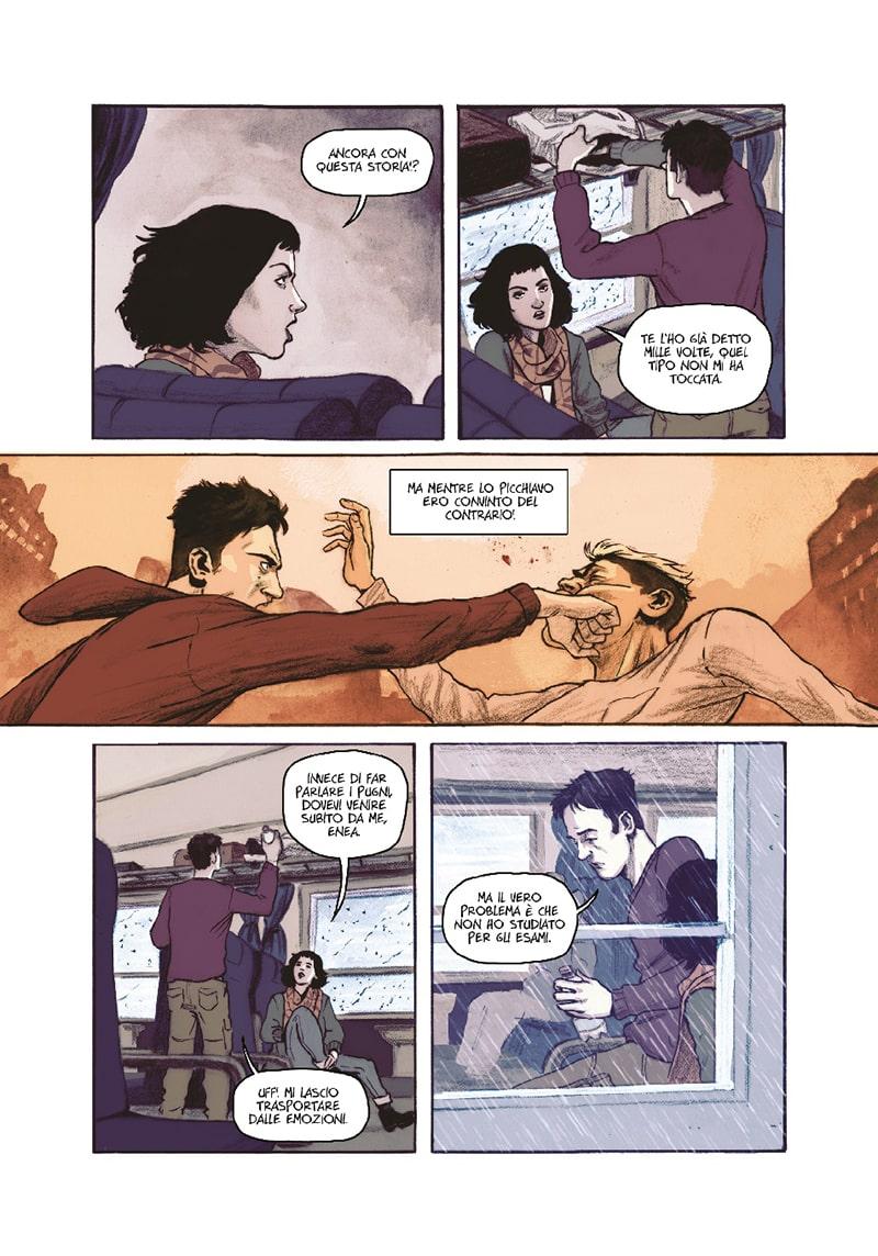 """Anteprima: da Mojo Autoproduzioni, """"Oblio"""" a Lucca Comics_Anteprime"""