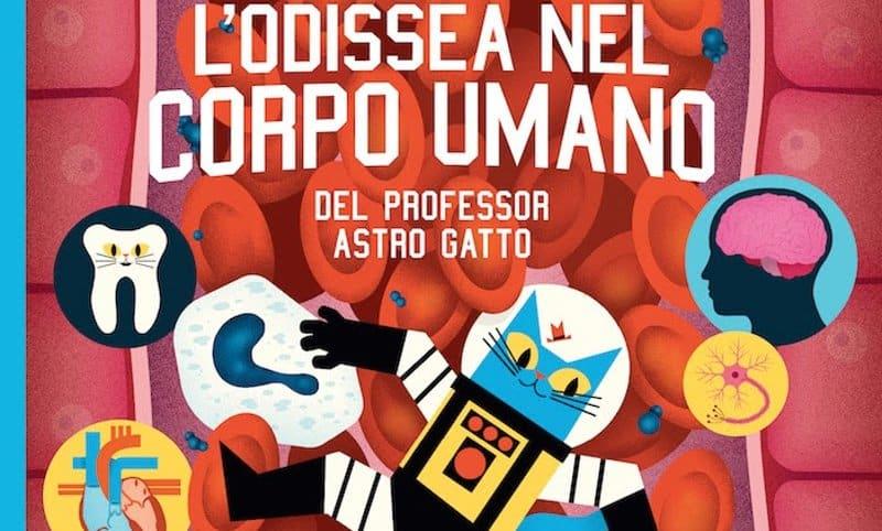 """Bao pubblica """"L'odissea nel corpo umano del Professor Astro Gatto"""""""