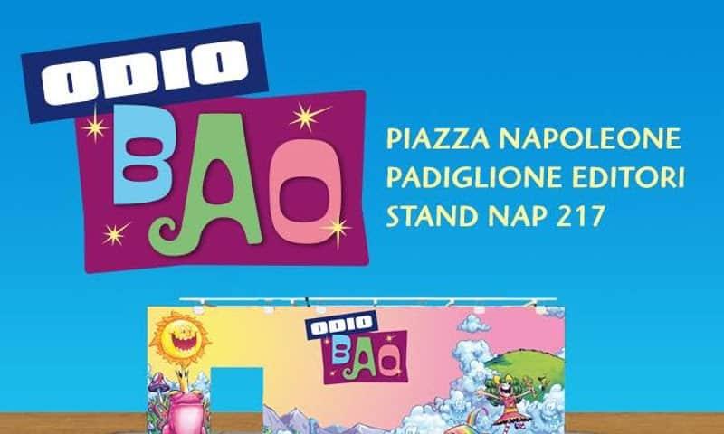 BAO Publishing a Lucca Comics & Games