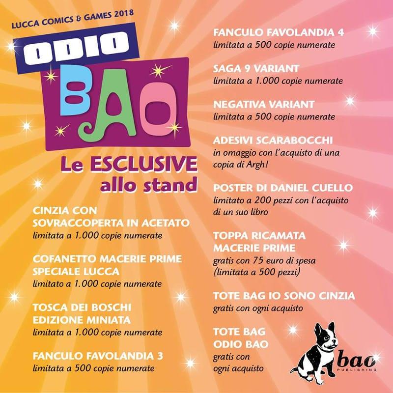 Bao_esclusive_Lucca2018_Notizie