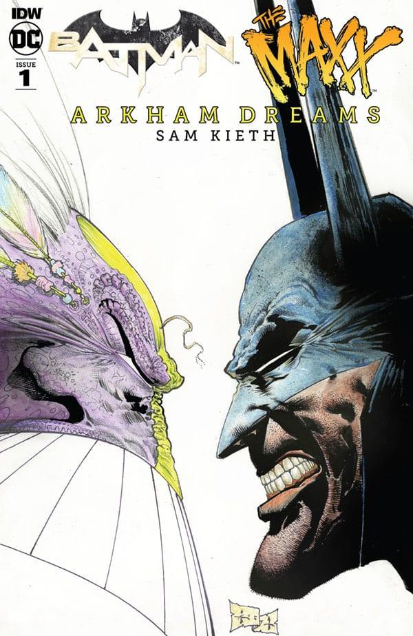 Batman-The Maxx 1