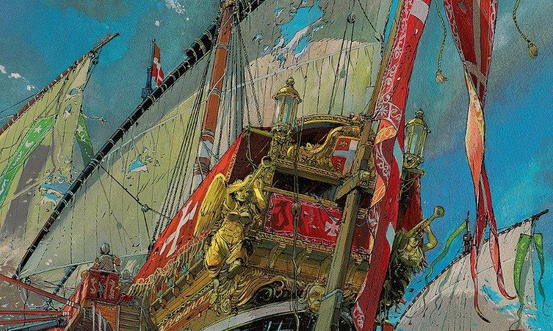 """White Star Comics pubblica i nuovi volumi de""""Le grandi battaglie navali"""""""