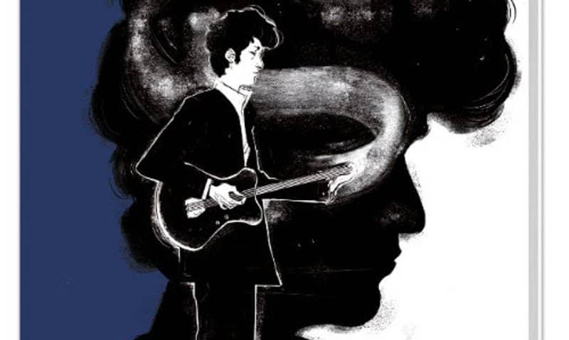NPE pubblica un biopic a fumetti su Bob Dylan