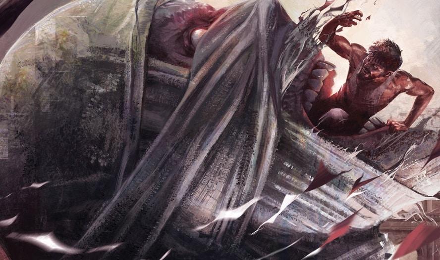 Anteprima: Caput Mundi seconda stagione #1- l'Inferno è vuoto