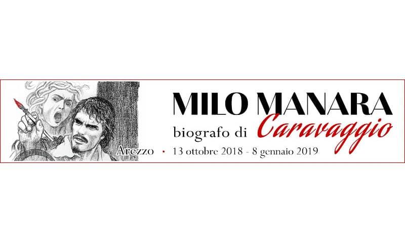 Arezzo scopre Manara, biografo di Caravaggio