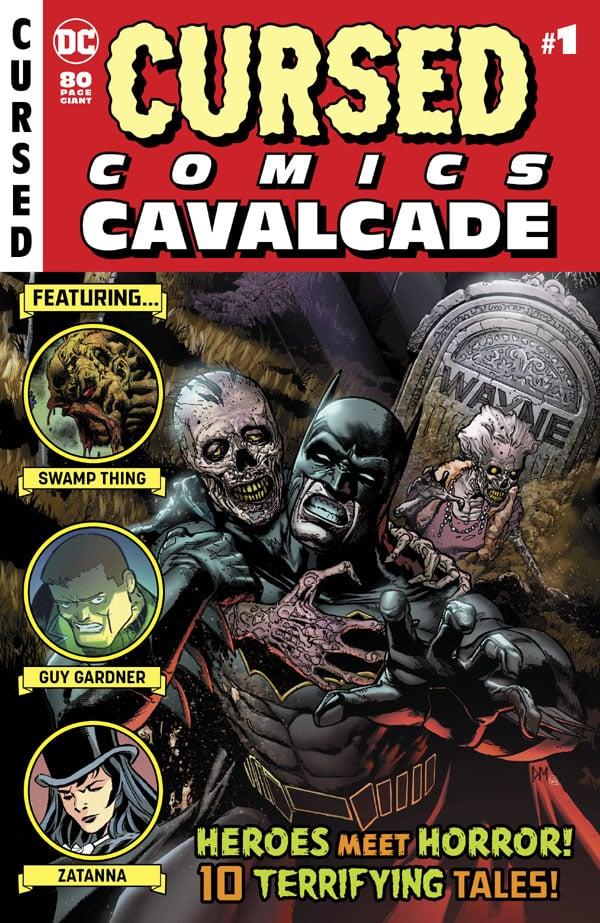 Cursed Comics Cavalcade 1