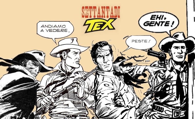 SettantadiTex: Tex, il cinema e i texoni