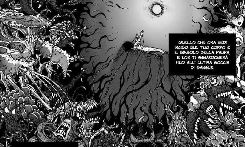 Dark Luster #1 (Giulio Sciaccaluga)