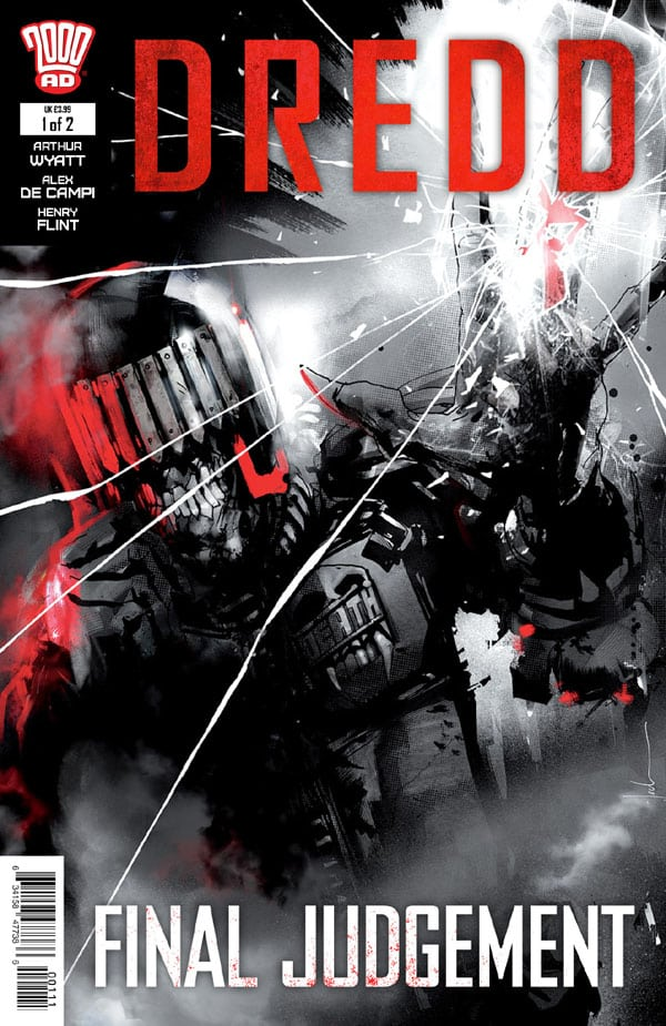 Dredd - Final Judgment 1