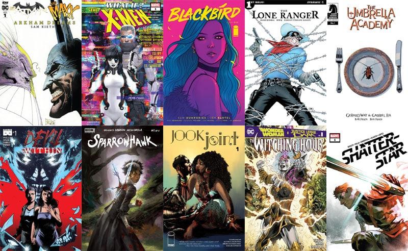 First Issue #33: novità Marvel, DC Comics e indie