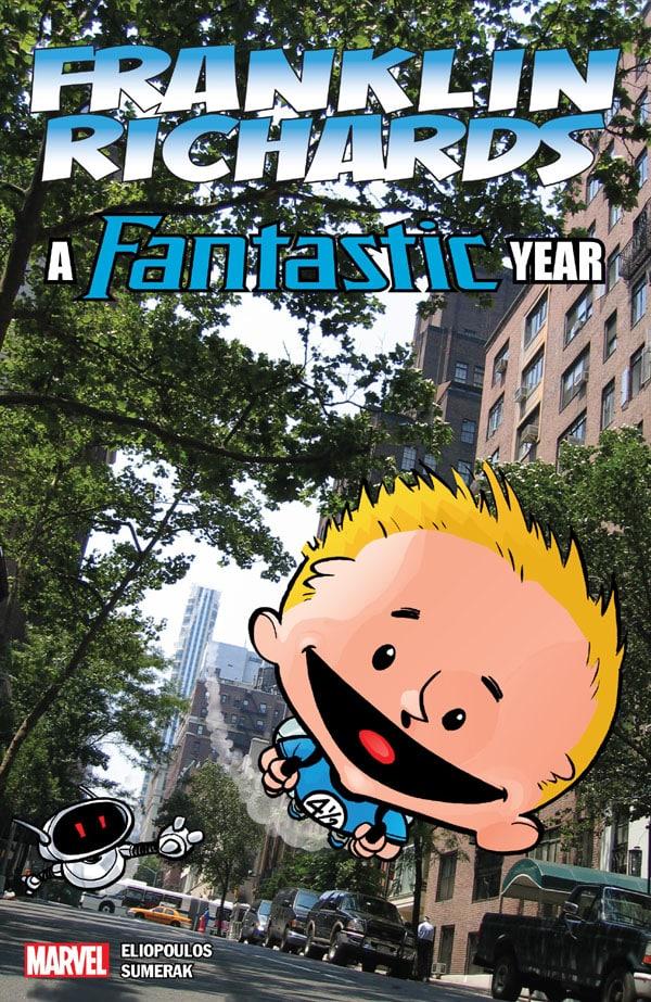 Franklin Richards - A Fantastic Year